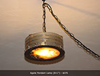 image of Agate Pendant Lamp