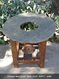 image of Chinese Well Cover Table