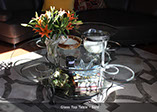 image of Glass Top Table